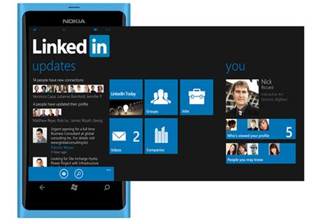 android apps on windows phone on linkedin windows phone app better than ios android versions wired