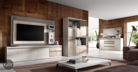 coleccion de salon comedor kay de muebles modernos