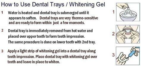 teeth whitening information whitening gel  tooth
