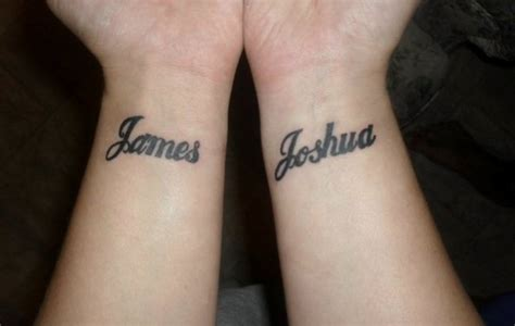 wrist tattoo with names 82 awesome letter wrist tattoos design