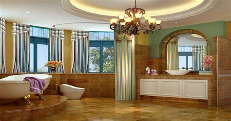 luxury bathroom interior design u s 3d house