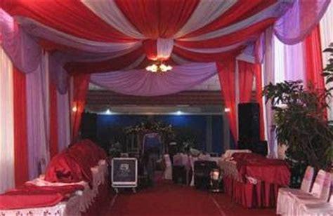 Tenda Pernikahan Di Rumah sewa tenda depok sewa tenda dan alat alat pesta