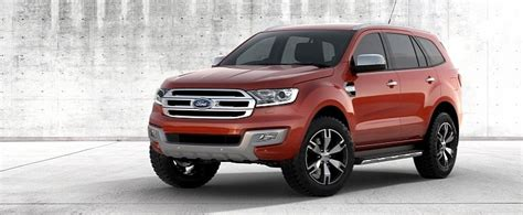 Sparepart Ford Everest ford reclassifies everest in australia to allow owners to