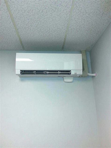 wall mounted fan coil installation images and photo gallery for hauck bros inc