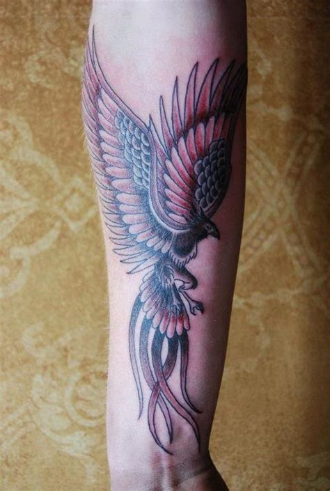 phoenix sleeve tattoo designs tattoos on forearm search tattoos