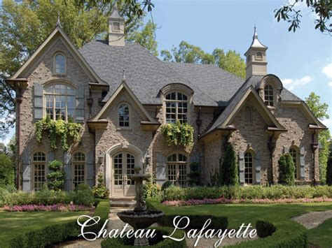 small chateau country chateau house plans world cottage house plans