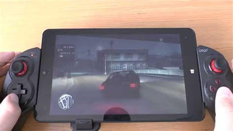 Tablet Lenovo Ram 4gb 1 amazing gta 4 on tablet lenovo thinkpad 8 intel atom z3795 ipega 9023 4gb ram