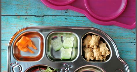 Innobaby Din Din Smart With Lid Pink T2909 mamabelly s lunches with innobaby din din smart platter review