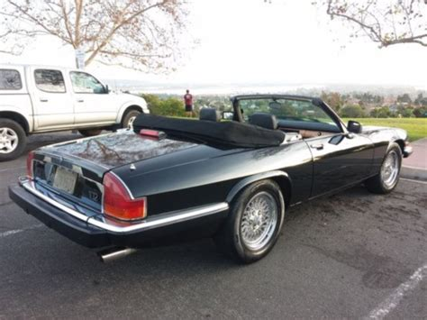 Record Search California 1989 Jaguar Xj S V12 Convertible Lots Of Service Records California Car