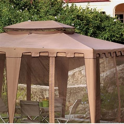 ace hardware 12 x 12 canopy replacement canopy for living accents 10 x 12 garden winds