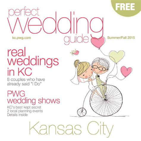perfect wedding guide kansas city summerfall   rick