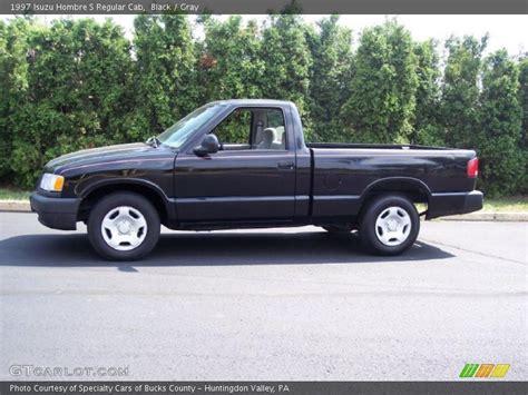 how do cars engines work 1997 isuzu hombre space user handbook 1997 isuzu hombre s regular cab in black photo no 33152625 gtcarlot com