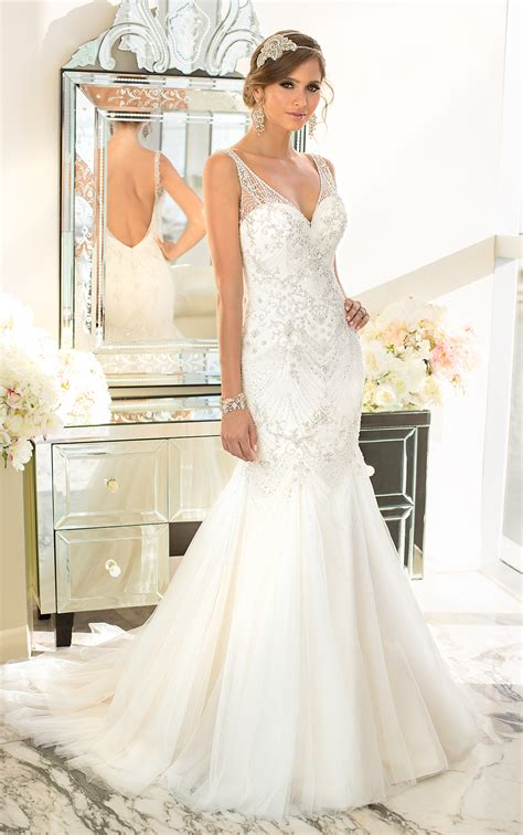 beautiful wedding dresses wedding gowns essense