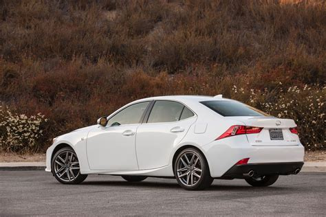 lexus is 2016 lexus is300 reviews and rating motor trend