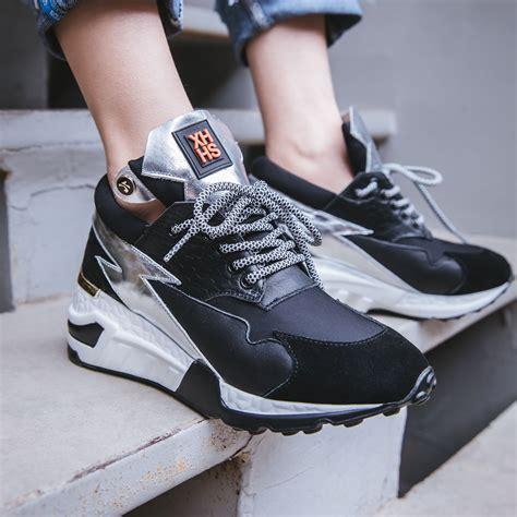 sneakers women fashion platform sneakers casual