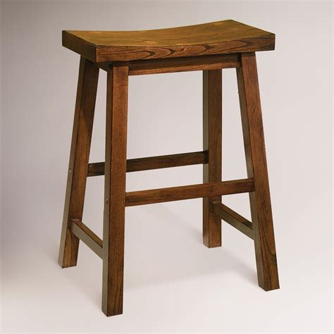 honey schoolhouse counter stool world market