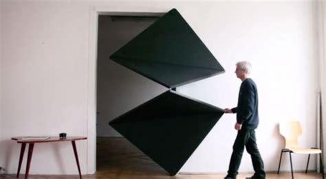 Origami Door - this quot evolution door quot open will your mind