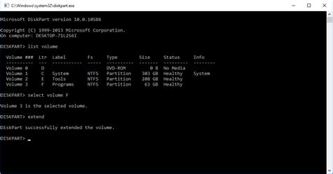 diskpart format low level use diskpart command prompt to resize partition on windows 7
