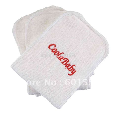 Cloth Diapers Insert Microfiberclodi Refill 20pcs coolababy microfiber inserts liners for baby cloth