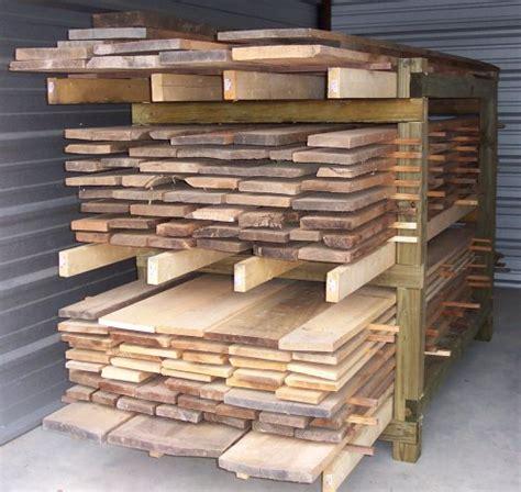 woodworking la garage lumber storage rack plans