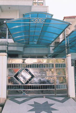 Jual Sho Metal Palembang harga pagar stainless steel di palembang bengkel las