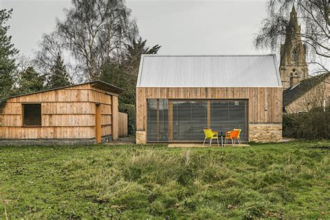 Small House Architects Uk Koda A Small Prefab Home That Mixes Design And Technology
