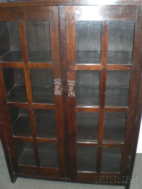 stickley bookcase for sale gustav stickley door bookcase sale number 2531b