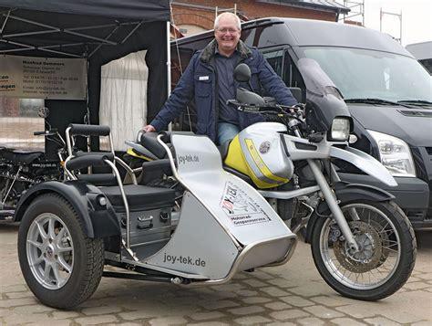 Motorradfahren Oder Motorrad Fahren by Motorradfahren Mit Handicap Kradblatt