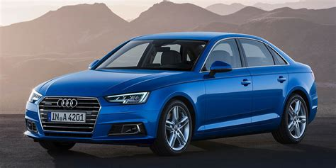 2017 audi a4 vehicles on display chicago auto show
