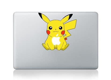 Stiker Laptop Pikachu Pb 01 compra pikachu calcoman 237 a al por mayor de china