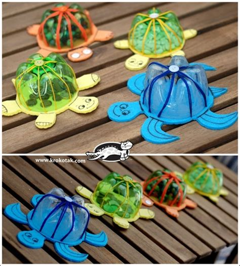 how to make a turtle out of make these turtle bath toys from plastic bottles for your