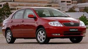 Toyota Used Cars Toyota Corolla Used Review 2000 2012 Carsguide