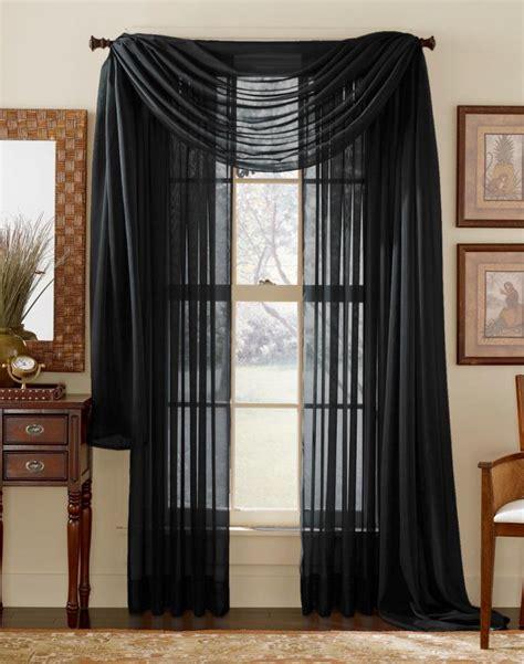 black sheer curtains sheer curtains interior design explained