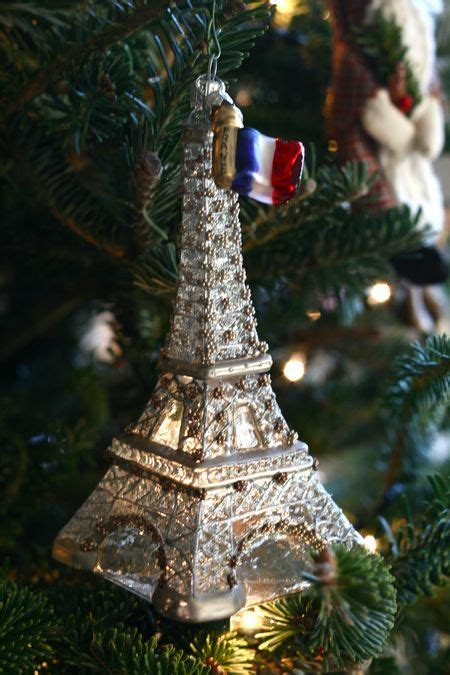 cut crystal eiffel tower xmas ornament 173 best ornaments images on ornaments trees and