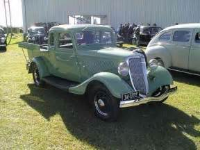 almanaque ford coup 233 utility 1934