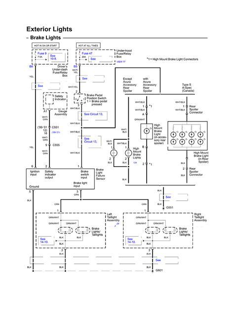 100 renault clio brake light wiring diagram 1997
