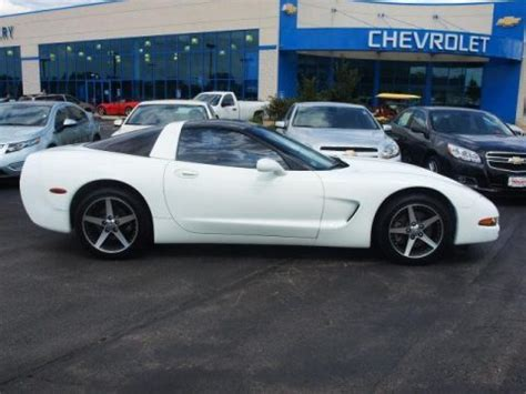 used 1997 chevrolet corvette coupe for sale stock