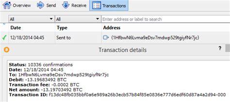 bitcoin transaction tutorial transaction 183 programming the blockchain in c