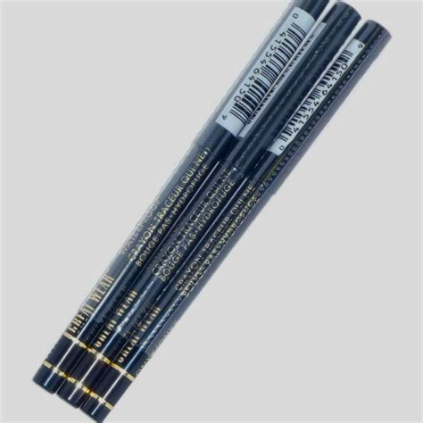 Maybelline Waterproof Eyeliner Pencil maybelline eye liner great wear walnut waterproof eye makeup eye pencil lot of 3 eyeliner