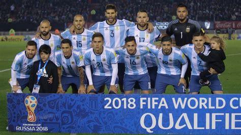 la seleccin serie la la selecci 243 n argentina ser 225 cuarta cabeza de serie en el sorteo del mundial el cronista