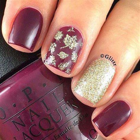 Easy Nail Designs For Nails For Fall