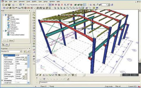 Home Hardware Building Design by Scia Engineer