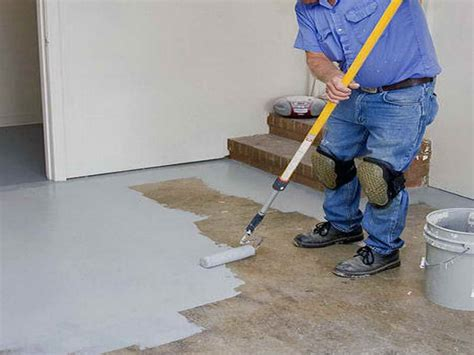 best concrete for basement floor paint paint