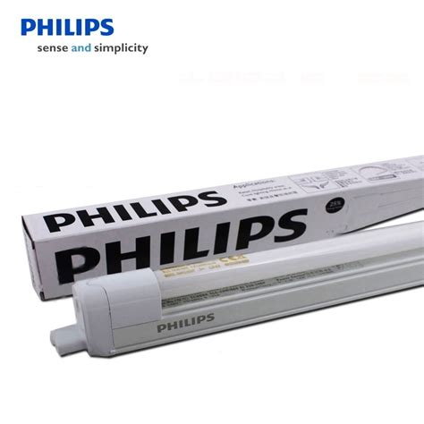 Lu Neon Philips Led philips t5 4 essential linear fluorescent batten warm