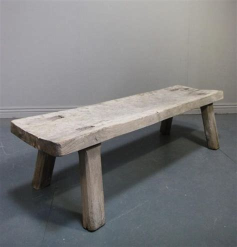 antique bench table bleached antique oak pig bench coffee table antiques atlas