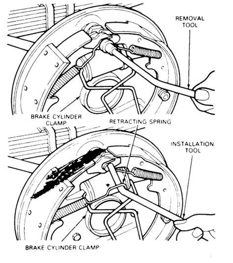 repair anti lock braking 2005 mitsubishi diamante spare parts catalogs service manual 2005 mitsubishi diamante brake drum removal how to replace brake shoes and