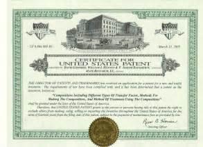 Patent Certificate Template by Winners 4life Senarai Harga Produk 4life Sijil