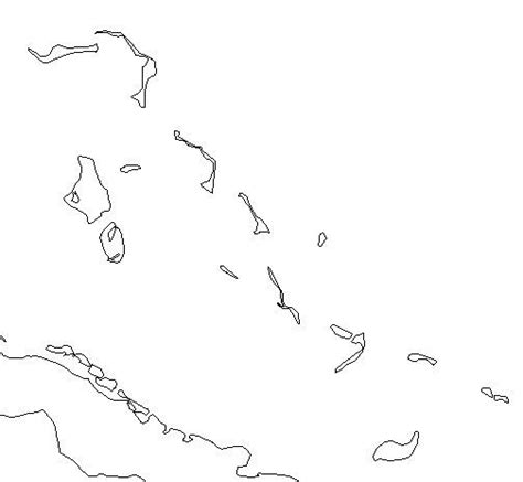 bahamas map coloring page free coloring pages