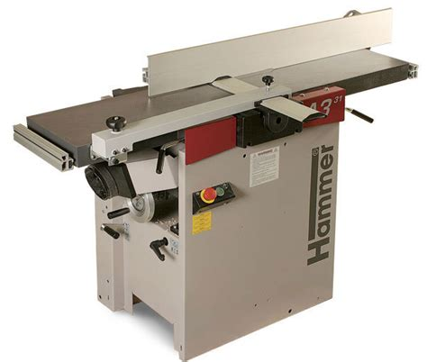 combination woodworking machine reviews a3 31 jointer planer combo machine finewoodworking
