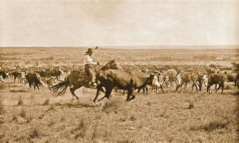 claiming cowboy big ranch books traveling the chisholm trail true west magazine